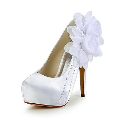 Jia Jia Wedding 201132 chaussures de mariée mariage Escarpins pour femme Q4jv2E