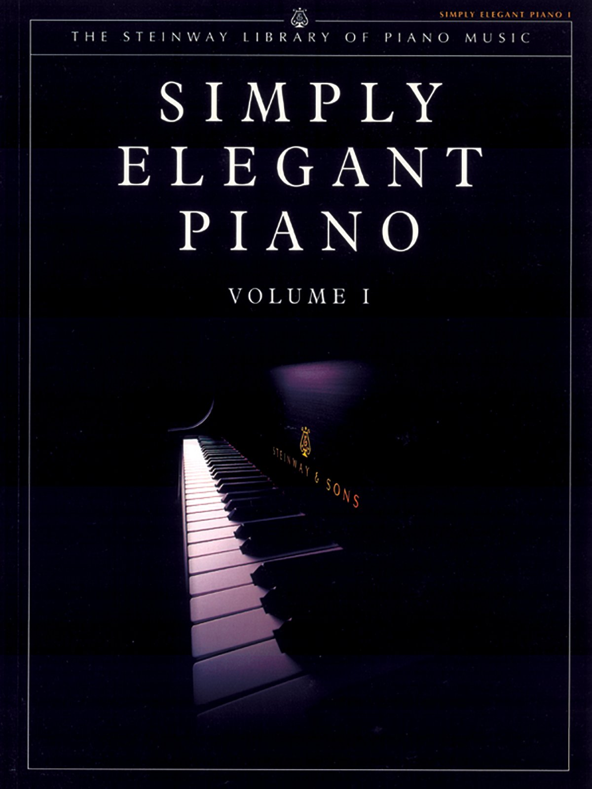 SIMPLY ELEGANT PIANO Introductory Volume Steinway
