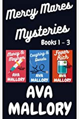 Mercy Mares Mysteries Books 1 - 3 Kindle Edition