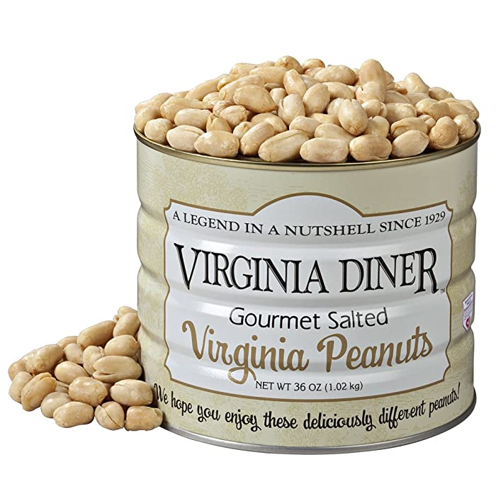 Top 8 Home Cooked Salted Virginia Peanuts