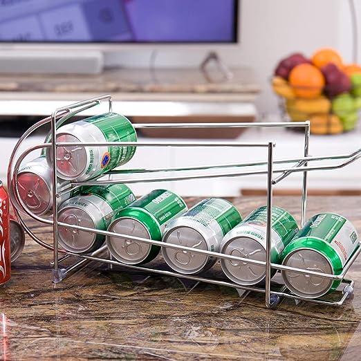 Soporte de almacenamiento de latas, soporte para bebidas, cerveza ...