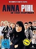 Anna Pihl - Auf Streife in Kopenhagen - Die komplette 3. Staffel (3 DVDs)