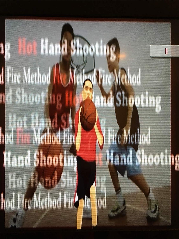 Hot mano Shooting: Descubre el fuego método baloncesto Shooting técnica: Amazon.es: Deportes y aire libre