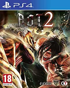 Attack On Titan 2 PlayStation 4 by Koei