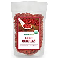 Healthworks Goji Berries Raw Organic, 2lb