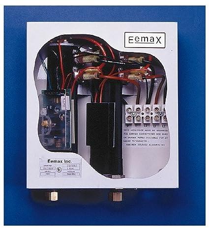 240 volt electric water heater 15 kw 64 2 x 32 amps 8 wire rh amazon com  50 amp 240 volt wire gauge