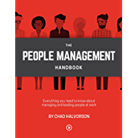 People Management: Everything you need to know about managing and leading people at work (English Edition)