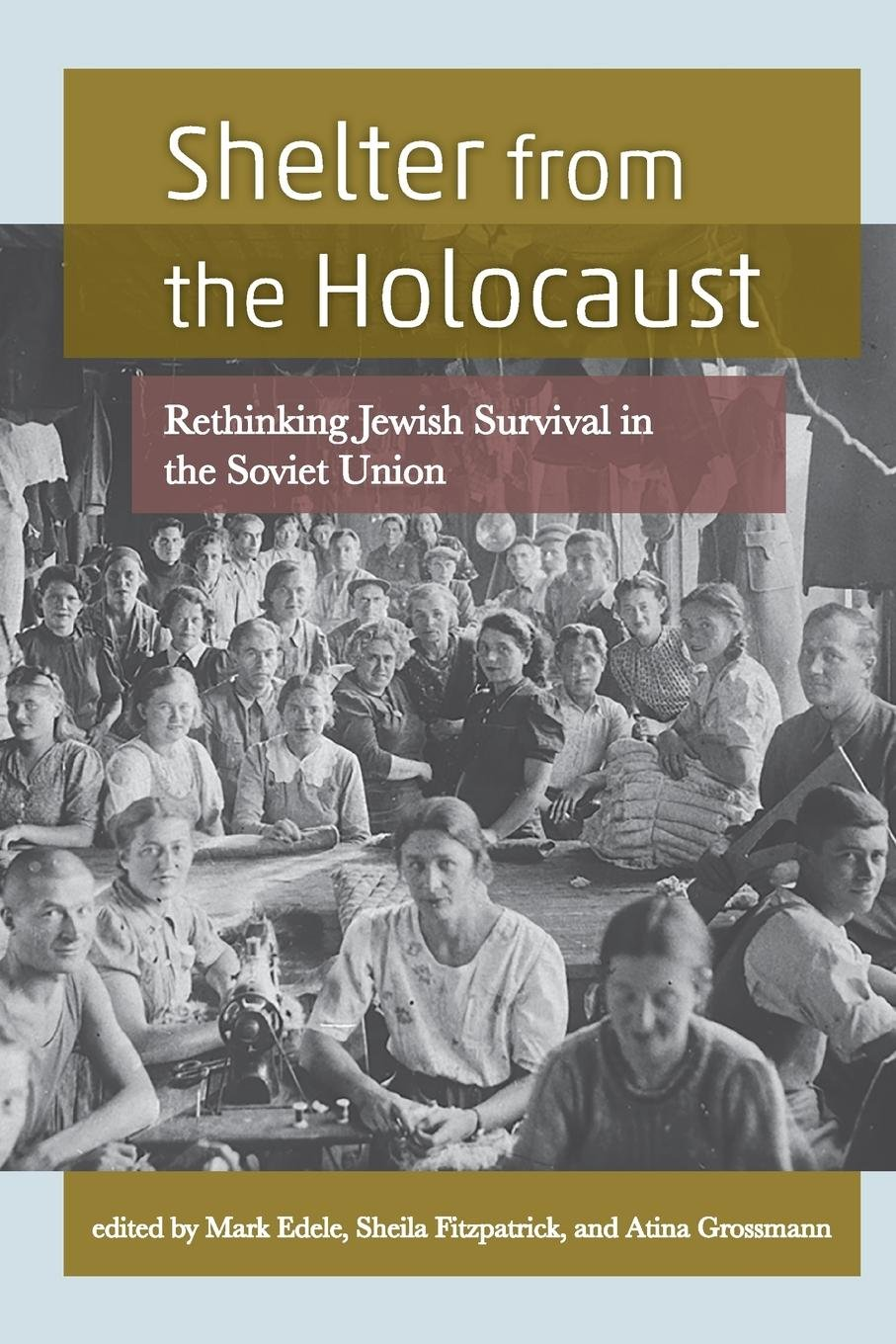 Download Shelter from the Holocaust: Rethinking Jewish Survival in the Soviet Union pdf
