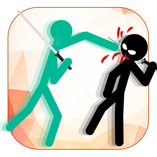 Mobile Bluetooth Action (Stick Men Fighting - Ultimate Multiplayer/Singleplayer Martial Arts Stick Man Fight Game)