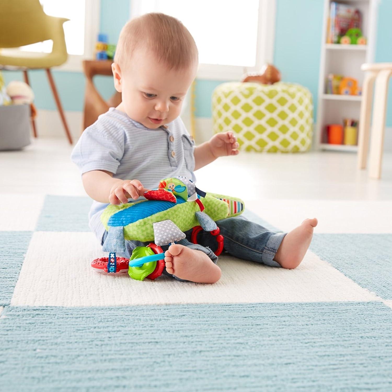 Fisher-Price Cocodrilo Activity, Juguete Colgante para bebé recién Nacido (Mattel FDC57): Amazon.es: Juguetes y juegos