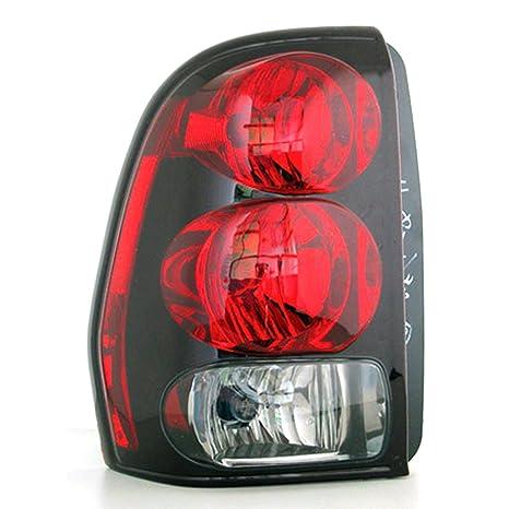 simetriaoptica.com Fits 2002-2009 Chevrolet Trail Blazer Tail Lamp ...