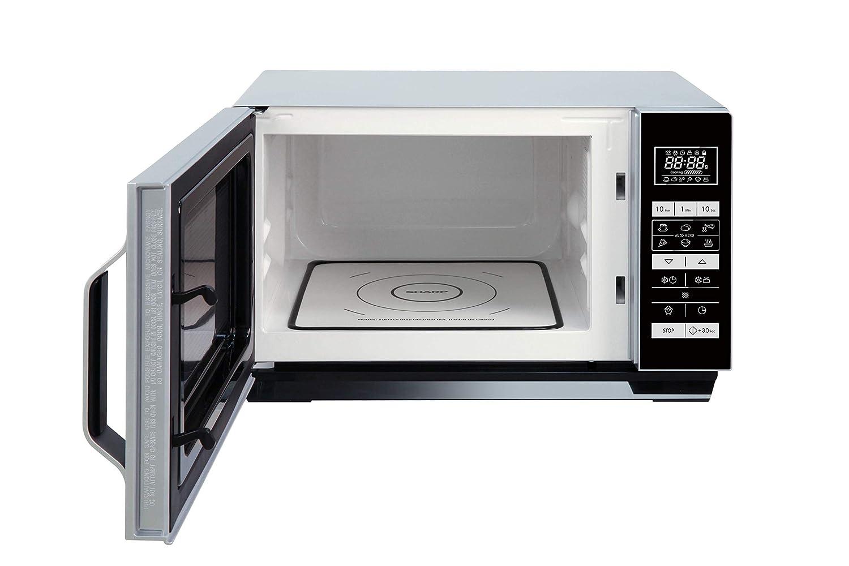 Sharp Home Appliances R-360S Encimera Solo - Microondas (Encimera ...
