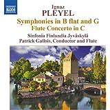 Symphonien in B-Dur und G-Dur; Konzert für Flöte in C-Dur