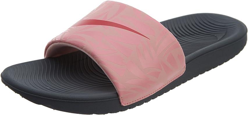Nike Kawa Slide Print Slide Girls Shoes