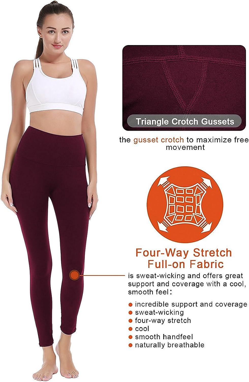 Allenamento Leggings Opaco Yoga Fitness Spandex Palestra Pantaloni DeepTwist Pantaloni da Yoga Donna Alta Vita