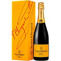 Veuve Clicquot Yellow Label (con estuche), Vino, Champagne