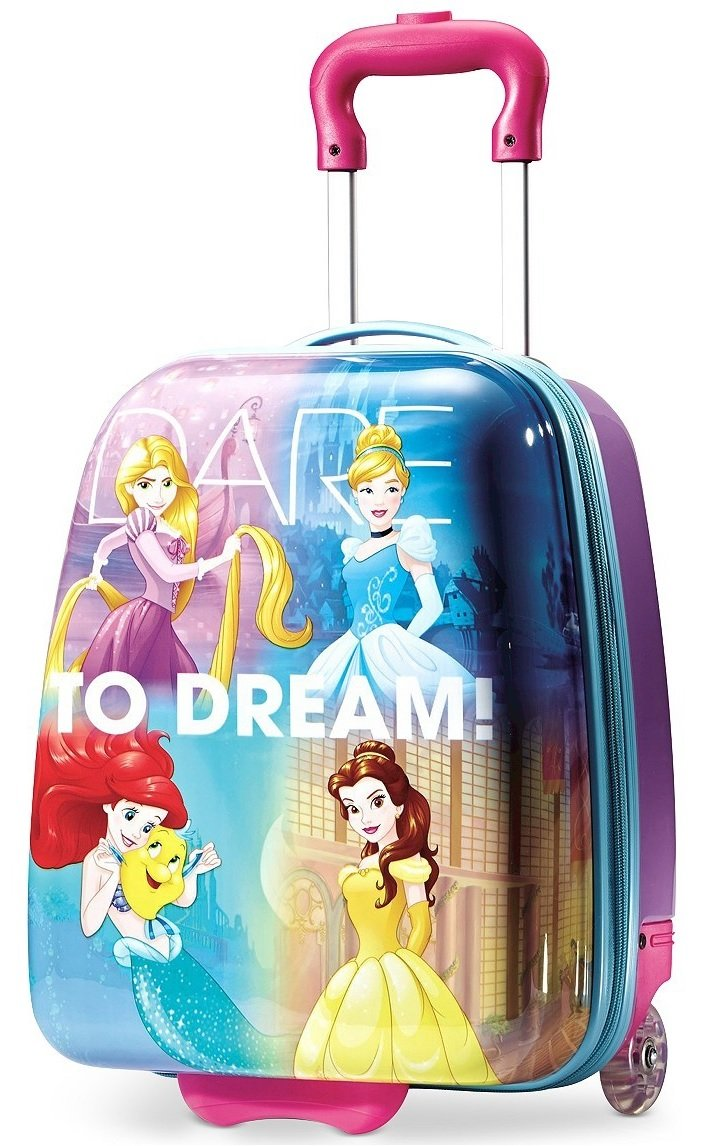 37f9ad7a57f2 American Tourister Kids Boys/Girls Disney Cabin Trolley Case, Wheeled Hand  Luggage, Suitcase Ryanair, Easyjet, British Airways cabin approved (Cabin  ...