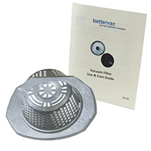 Bissell Bolt-Ion, Bolt Ion Pet, Bolt Ion XRT, 2 In 1 Cordless Vacuum Filter Grille #1604481. Use And Care Guide Included.