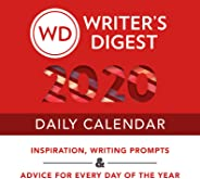 Writer's Digest 2020 Daily Calendar: Inspiration, Writing Prompts, and Advice for Every Day of the Year