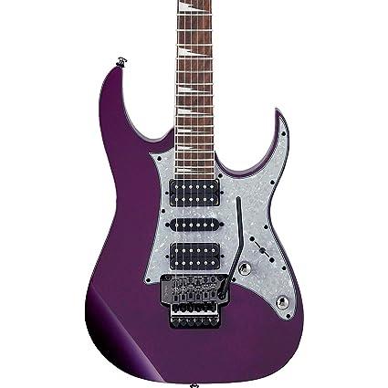 Ibanez rg450dx Guitarra Eléctrica (Deep Violeta Metálico)
