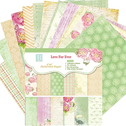 Scrapbooking Paper Designs