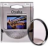 Osaka 52mm ND4 Neutral Density ND Filter for Nikon 18-55mm/55-100mm/55-250mm/D3000/D3100/D3200/D5000/D5100/D5500