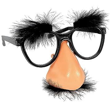 German Trendseller Spaß Brille Mit Nase Bart Augenbrauen