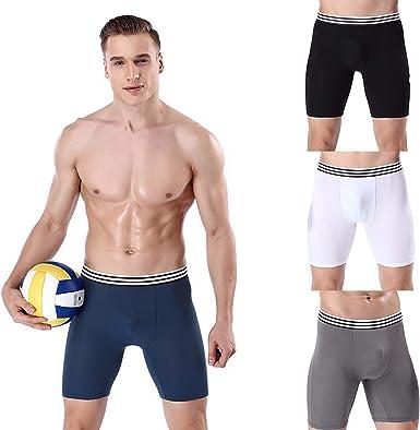 MXJEEIO- Bóxers para Hombre Pack de 4 Ropa Interior de Sexy Calzoncillos Boxer para Hombre Pantalones Cortos Bolsa abultada Calzoncillos Modales Underwear (Multicolor, XL (Cintura:70-80cm)): Amazon.es: Ropa y accesorios