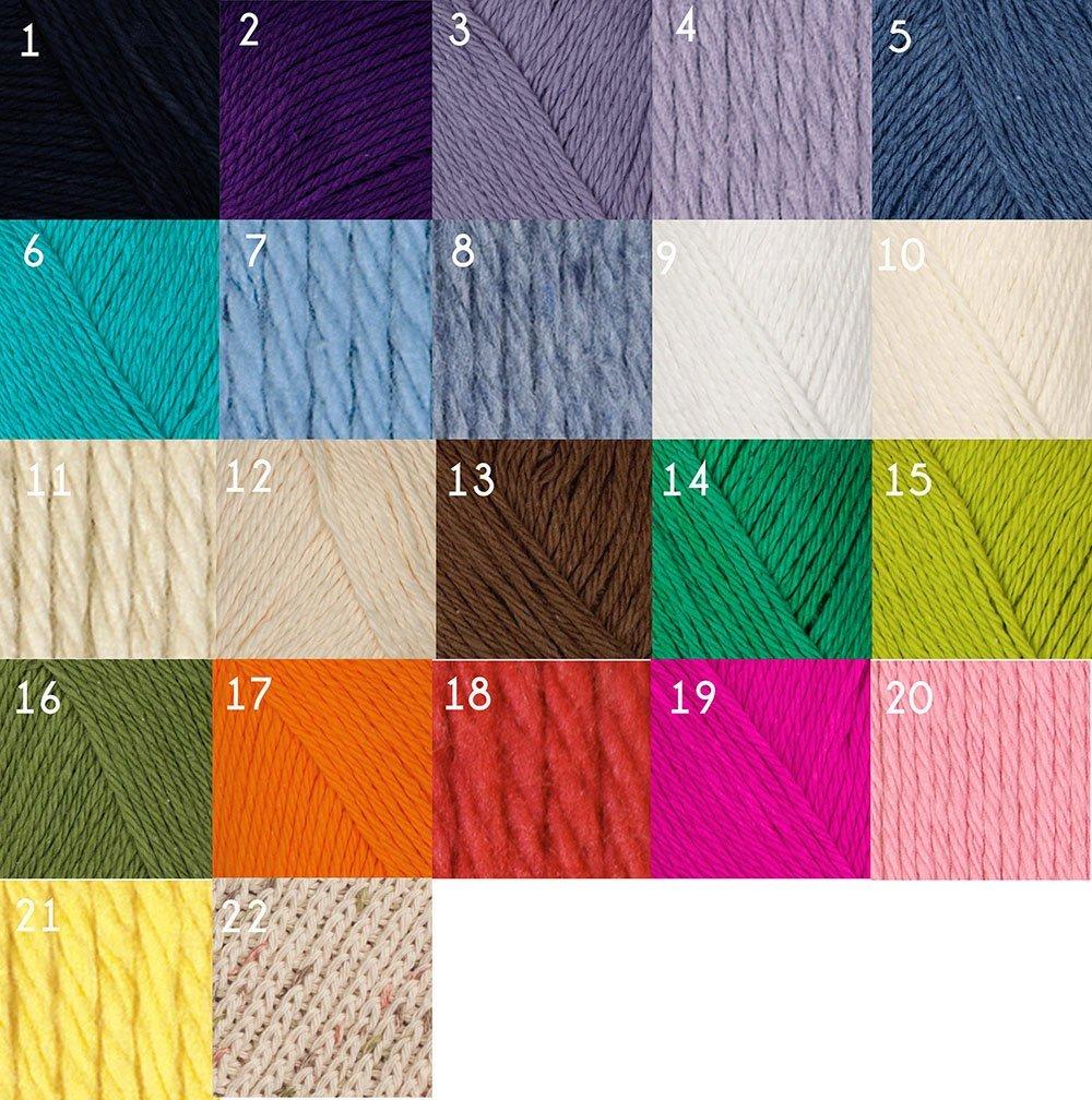 Hand Crochet Cotton Slouchy Hat
