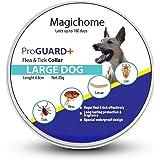 MagicHome Collier Antiparasitaire externe pour chien ou chat contre les puces les tiques et les moustiques