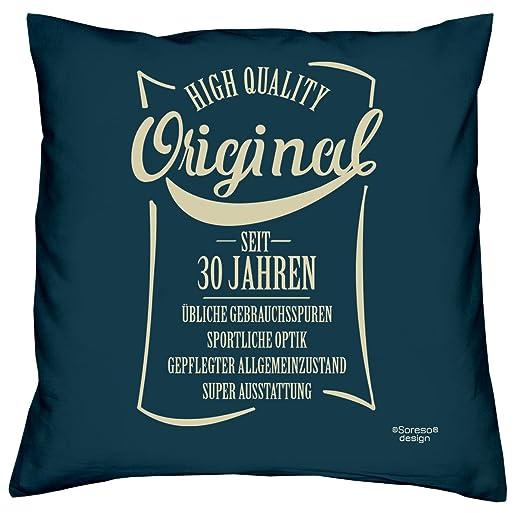 regalo para 30 cumpleaños Cojín con relleno: de: original ...