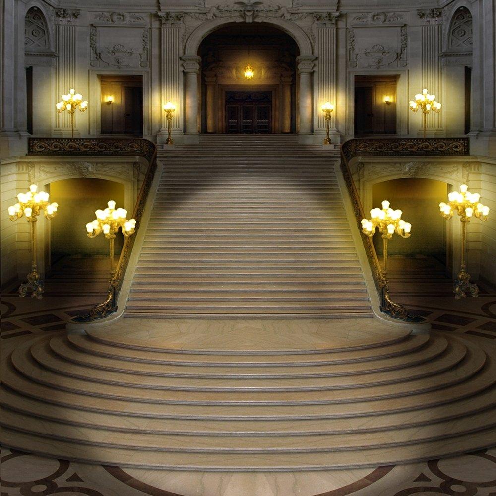写真バックドロップ – Opera House – 10 x 10 ft。 – 高品質シームレスなファブリック   B00OL3O3OQ