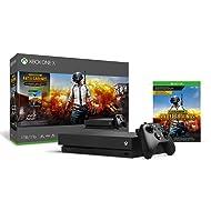 Xbox One X 1TB Console - PLAYERUNKNOWN'S BATTLEGROUNDS Bundle [Digital Code]