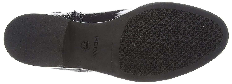 Geox Damen damen Brogue C C C Kurzschaft Stiefel 226f4b
