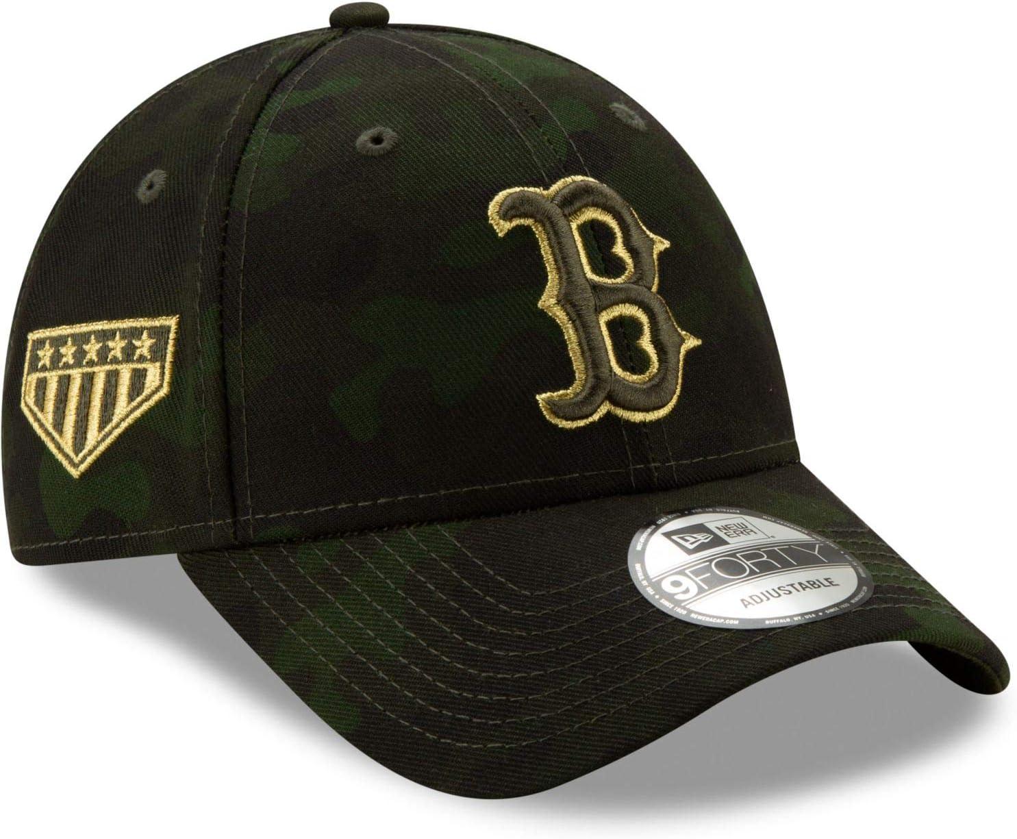 Armed Forces Day Boston Red Sox New Era 9Twenty Cap