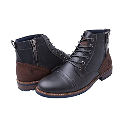 Global Win GW Mens 16462 Fashion Boots 8M