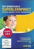 Das Grundschule Superlernpaket Klasse 3&4
