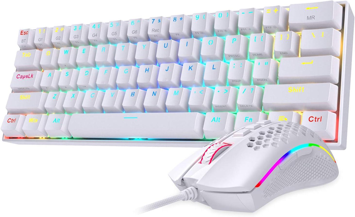 Redragon K530 RGB Mechanical Keyboard