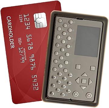 Neoi 906 ORO Mini teléfono móvil Cuerpo de aluminio cepillado Cámara de video y foto Audio Radio FM Bluetooth. Webcam. Calendario. El teléfono celular ...
