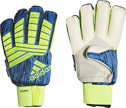 new product bb045 e548b adidas Predator FINGERSAVE Ultimate Goalkeeper Gloves Size 7