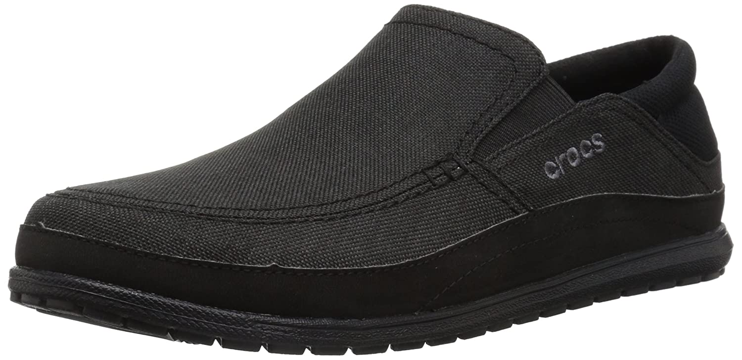 Crocs Men's Santa Cruz Playa Slip-On Loafers