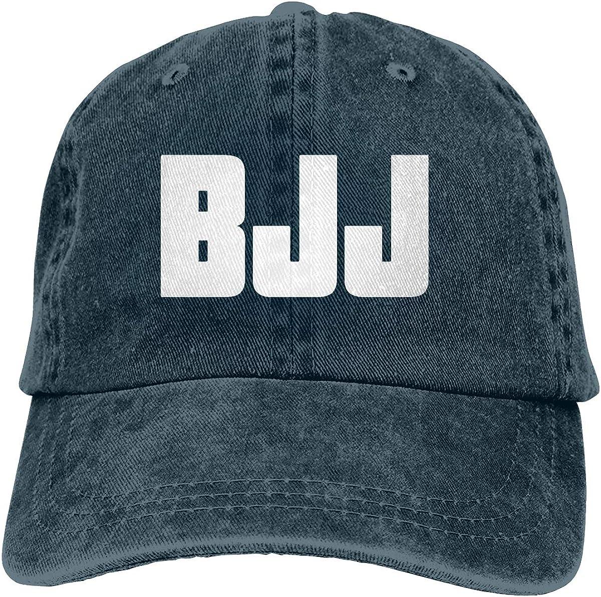 BJJ Adult Custom Jeans Hip Hop Cap Adjustable Baseball Cap
