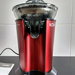 Solac EX6158 Stillo Red Exprimidor centrífugo para obtener un 10 ...