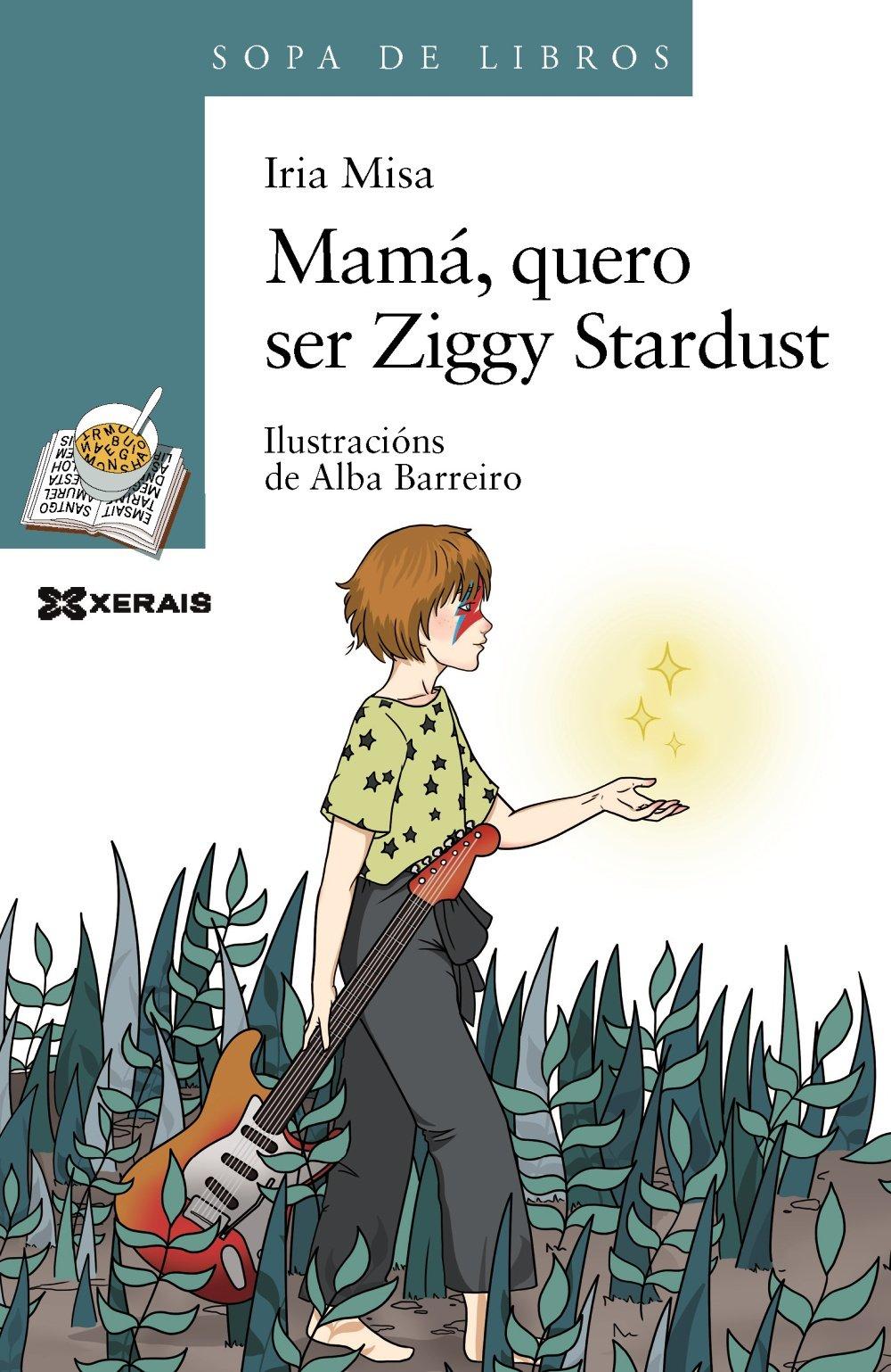 Resultado de imaxes para mama quiero ser ziggy stardust