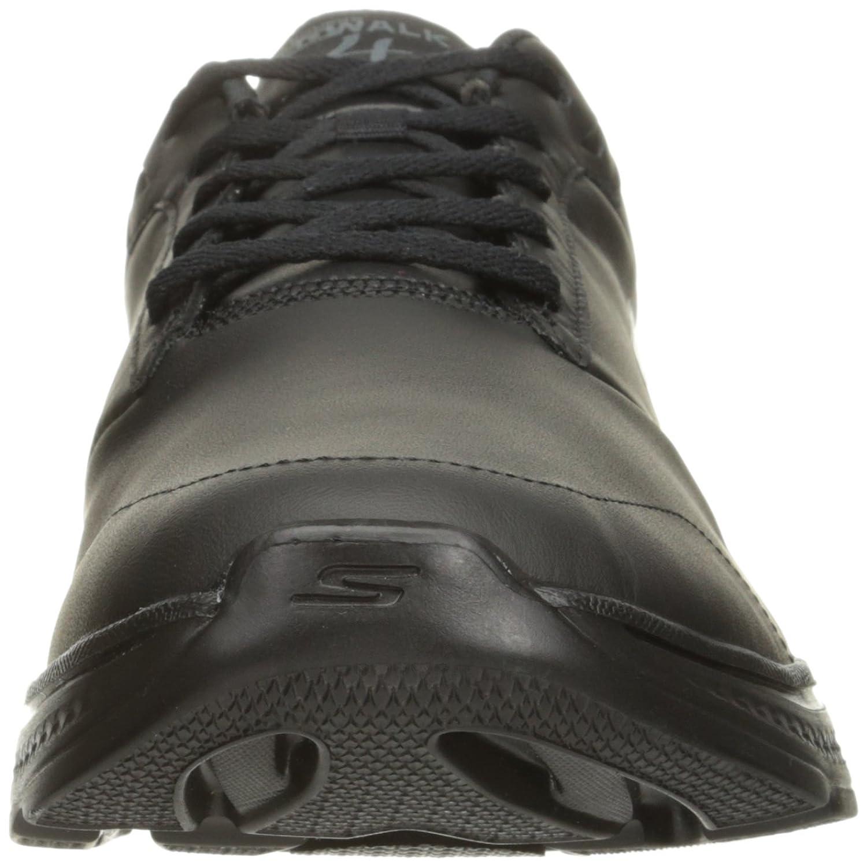 Skechers Rendimiento De Los Hombres Ir A Pie 4 De Cuero Completa Zapato Para Caminar KeDKO