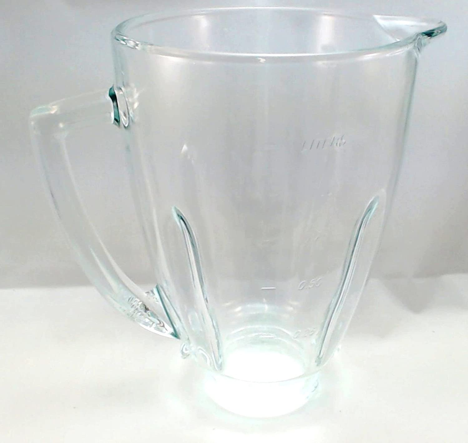 Oster 124461-000-000 Replacement Glass Blender Jar, 6-Cup, Clear CECOMINOD091269