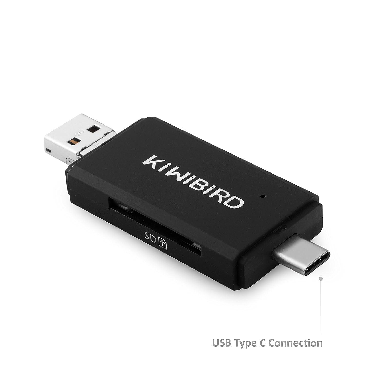 Kiwibird Usb Type C Sd Micro Computer Zubehr Flashdisk Otg Samsung 64gb Oem