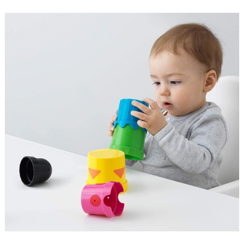 IKEA. 602.948.77 Mula Stack /&Nest Cups
