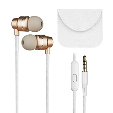 33407dbb7d6 CYLO HAUTE Whole-Note Wired In-Ear Earbuds/Earphones/Headphones with Remote