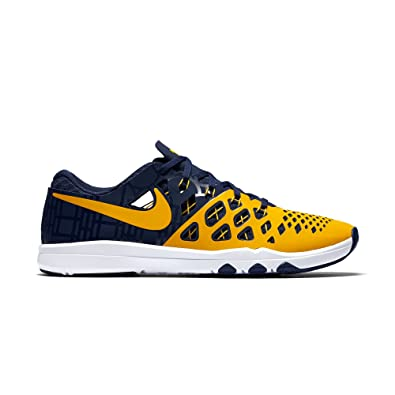 Nike Train Speed 4 AMP Michigan Wolverines Shoes - Size Men's 17 US